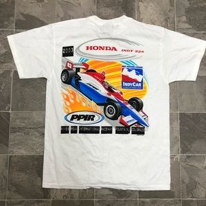 Other - Men's vintage 2003 Honda Indy 225 race t shirt